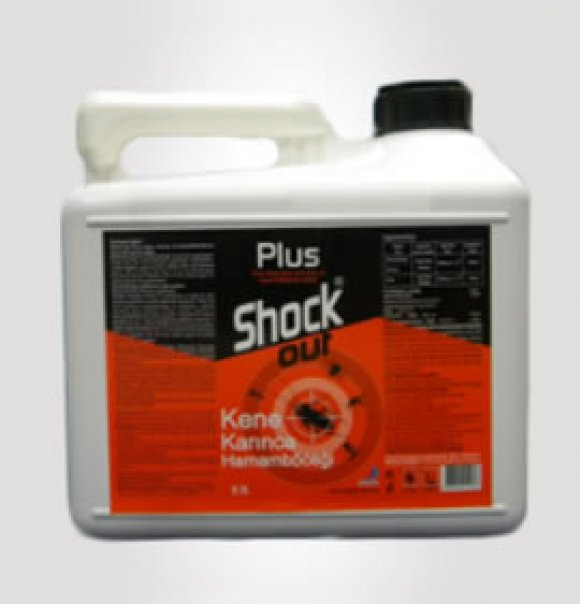 25218 Shock Out Plus